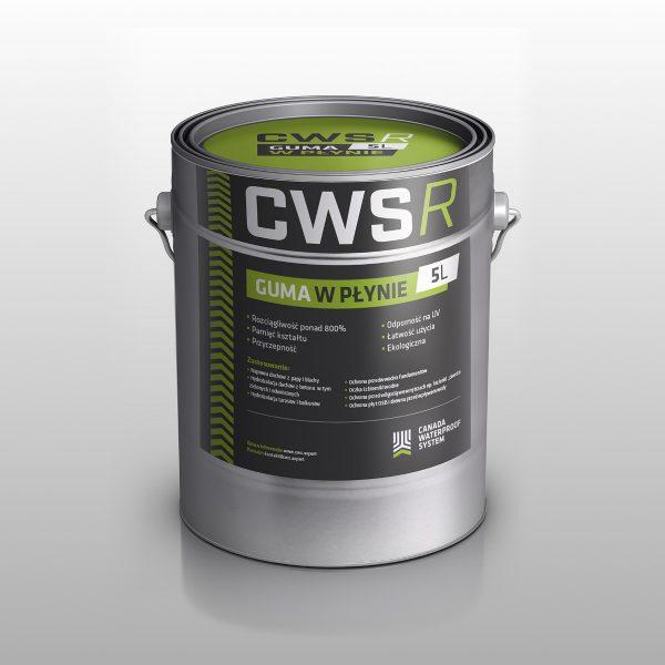 Guma w Płynie CWS R 5L