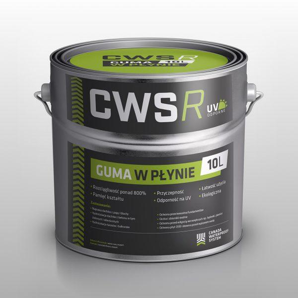 Guma w Płynie CWS R 10L